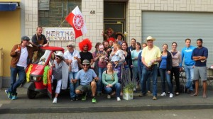 Herthastraßenfest